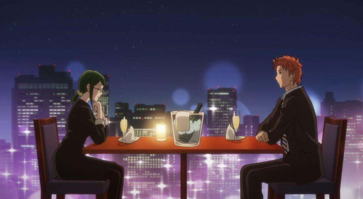 Koyanagi and Kabakura on a Christmas Eve date | Holiday For Lovers | Christmas Eve Dates