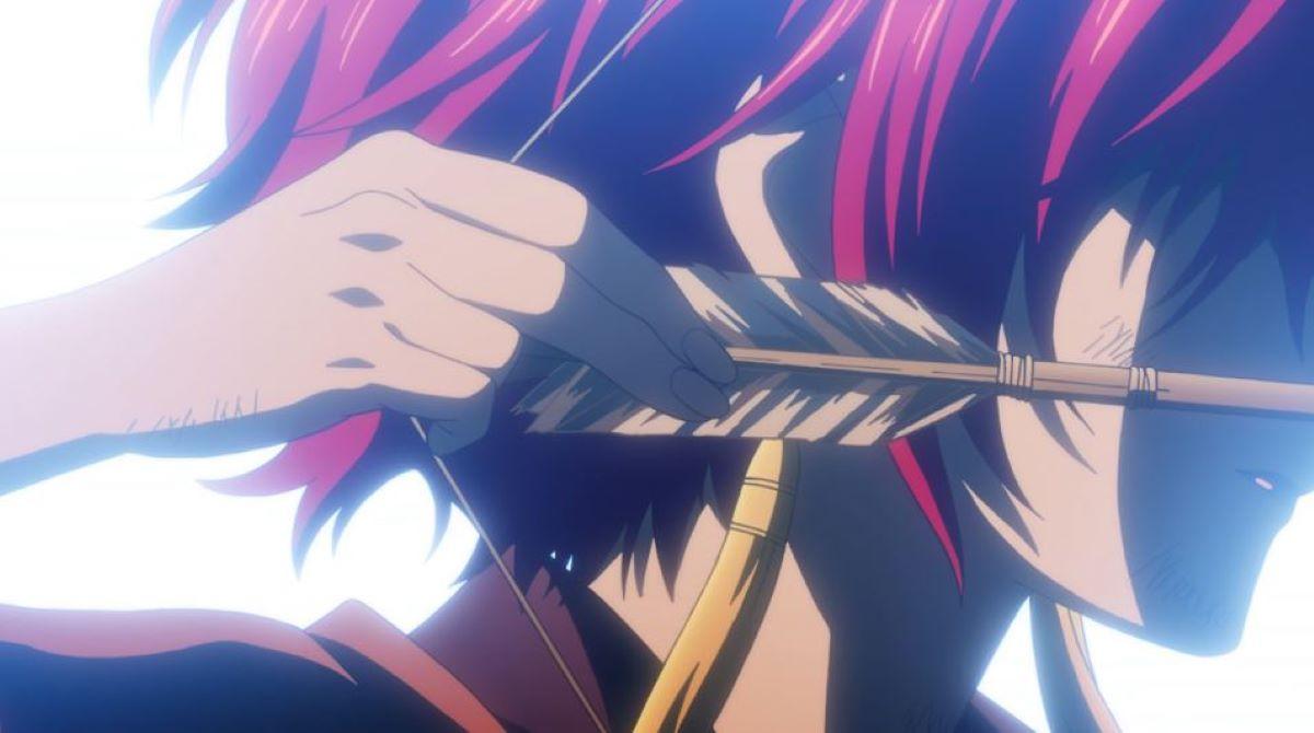 Yona shooting an arrow | Yona - Yona of the Dawn | An Anime Warrior Princess!