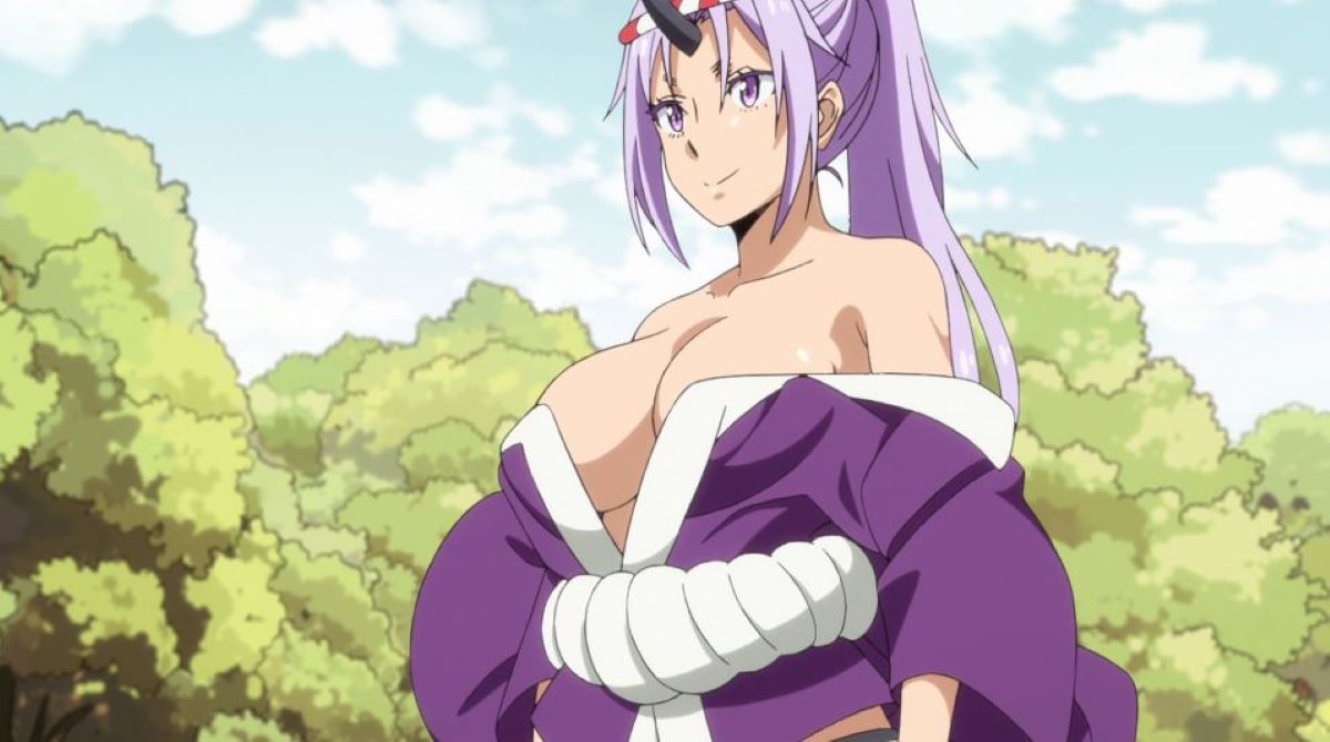 Shion in her wrestling outfit | Shion - That time I Got Reincarnated As a Slime | Oppai!