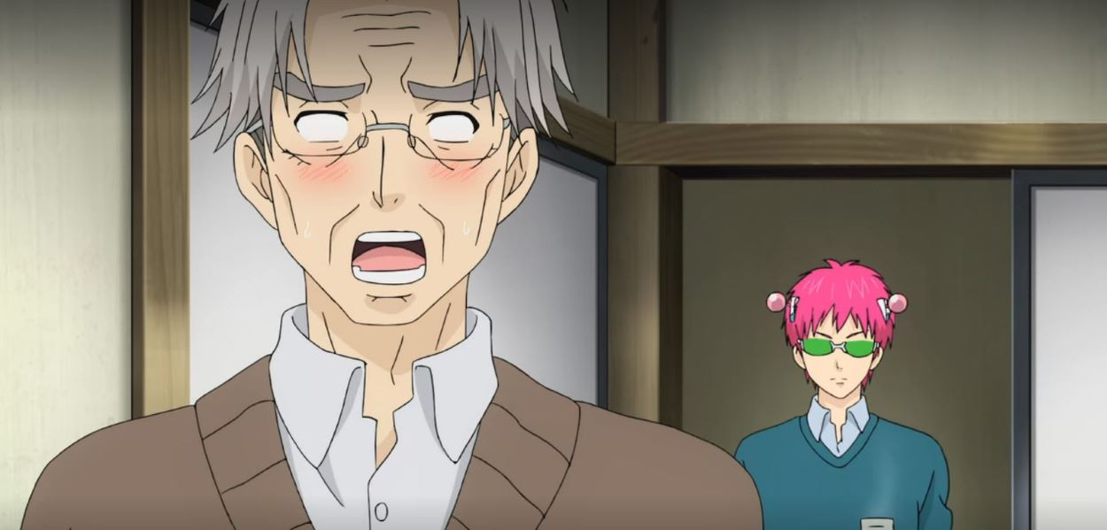 Grandad is an extreme tsundere | Examples | A Deeper Look at Tsunderes