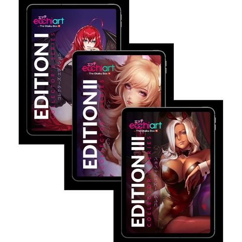 I-II-III Pack