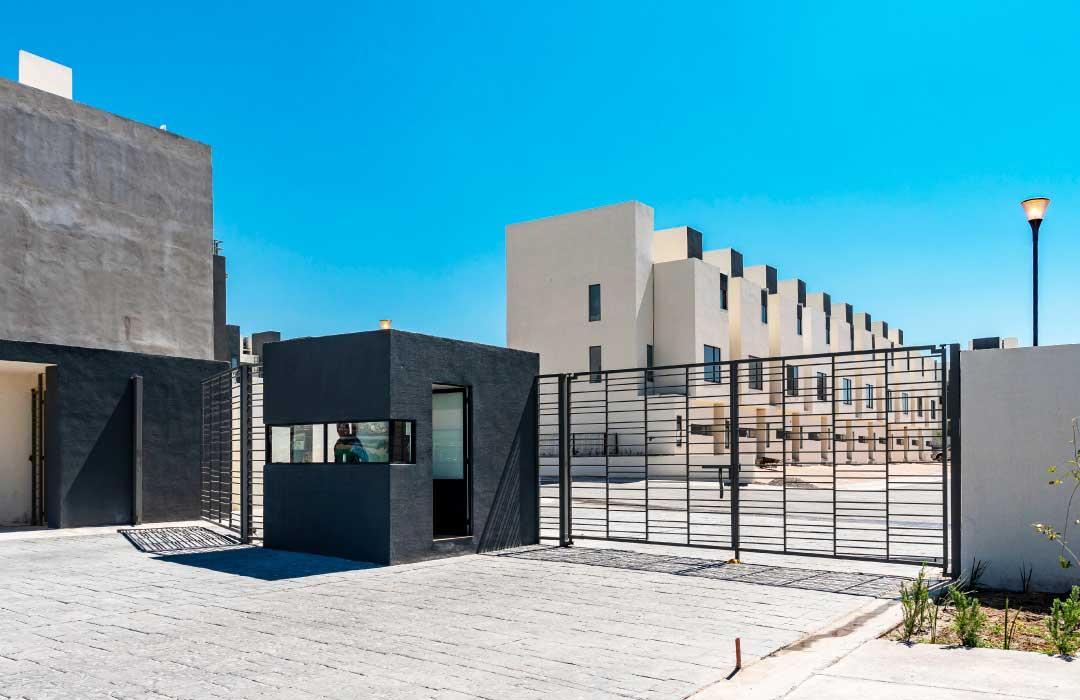 Control de acceso para mejor seguridad en mi casa en Adara Querétaro.
