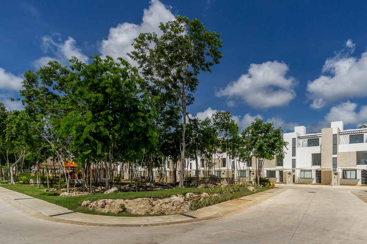 Áreas verdes en Bali un desarrollo en Quintana Roo