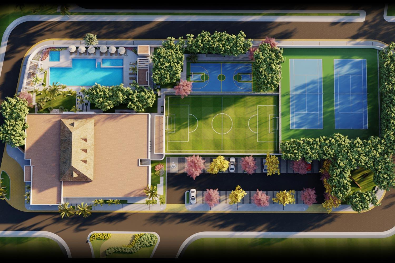 Casa Club - Sports club en tu casa en Bali at Riviera maya