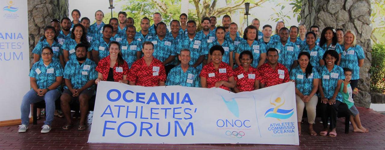 ONOC Athletes Commission