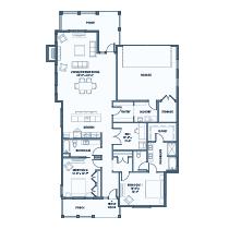 2 Bedroom Cottage With Den