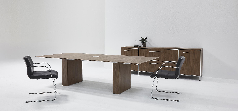 NIenkamper Vox Conference Table Access Base