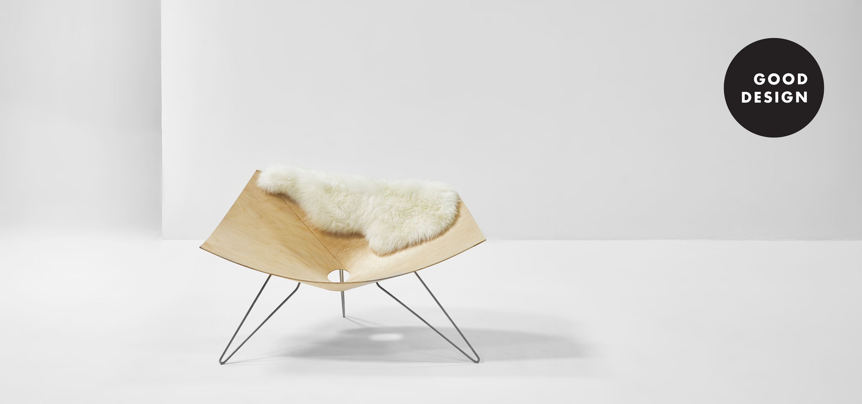 Nienkamper Patkau Twist Chair