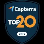 Capterra: Top 20 - 2019