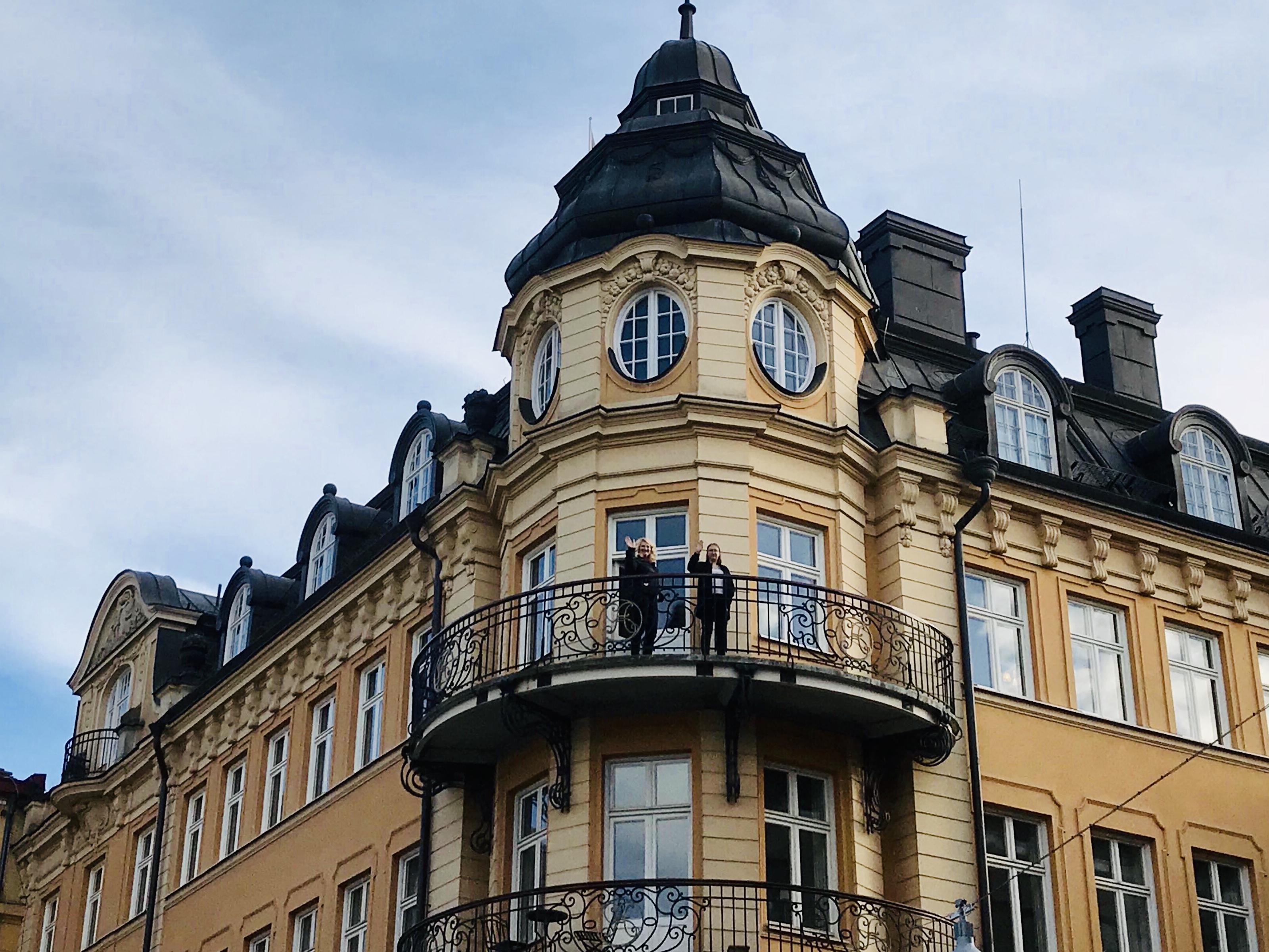 Favro in Uppsala