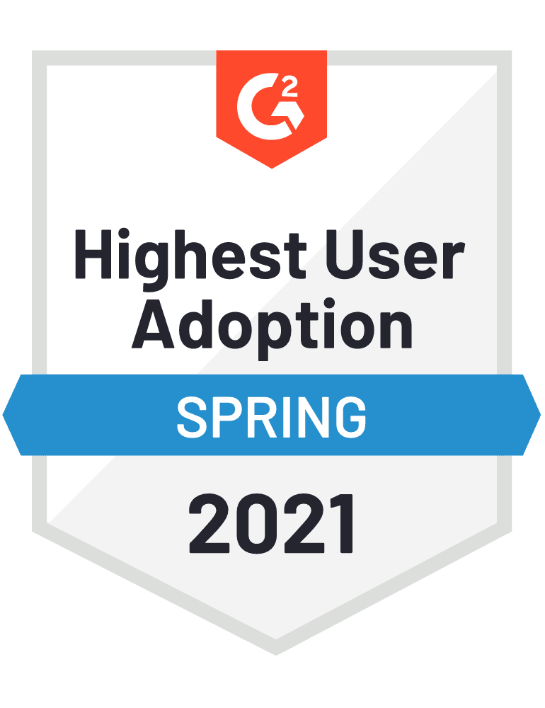 G2: High Performer - Small Business - Fall 2020