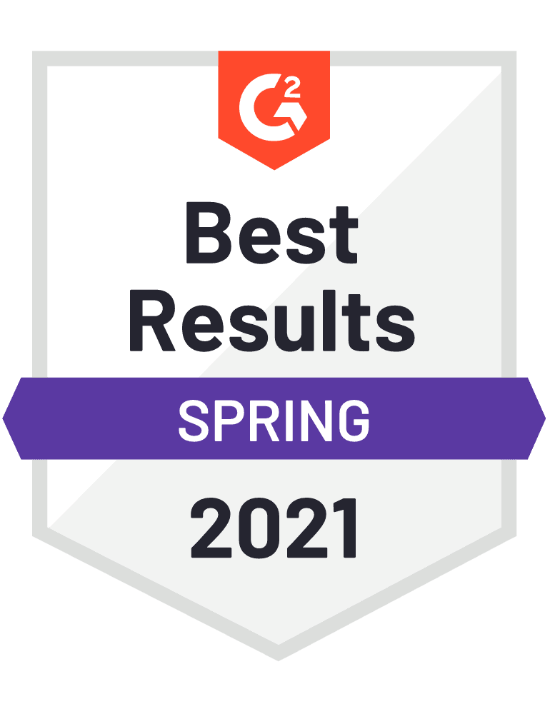 G2: Highest User Adoption - Small Business - Fall 2020