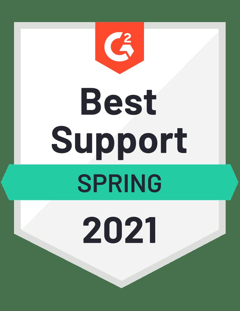 G2: Users Love Us