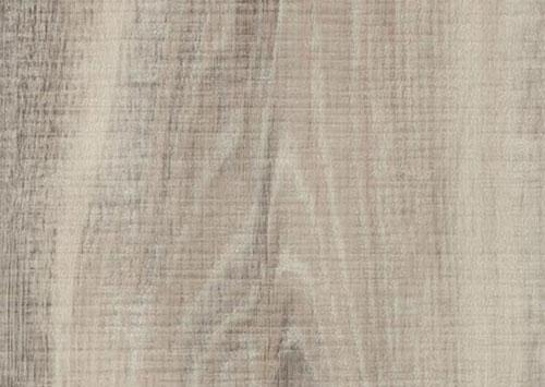White Raw Timber Flächenansicht Vinyl