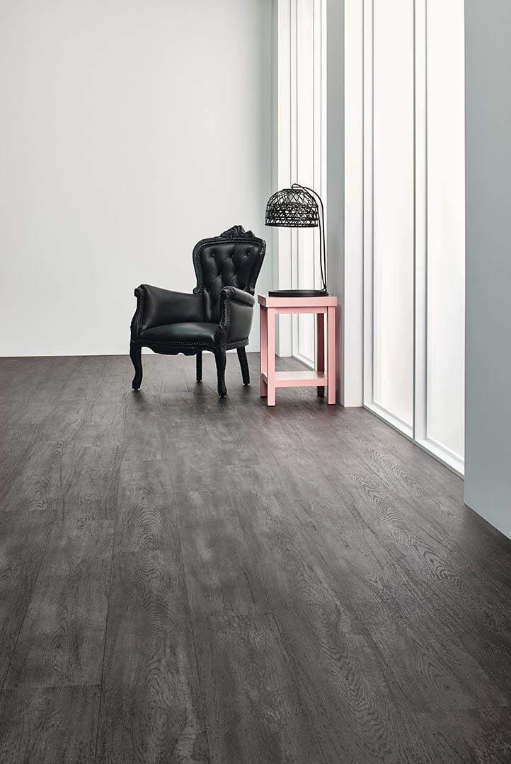 Vinylboden - Burned Oak - Ansicht 2