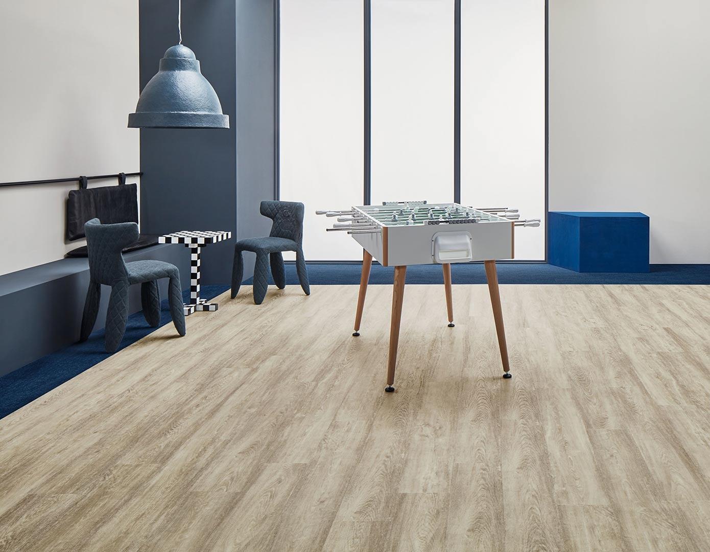 Vinylboden - White Raw Timber - Ansicht 2