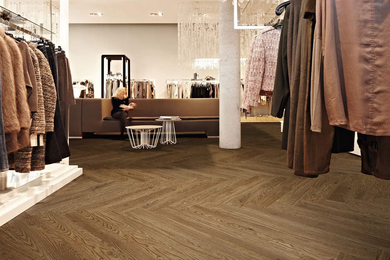 Vinylboden - Waxed Oak - Ansicht 3