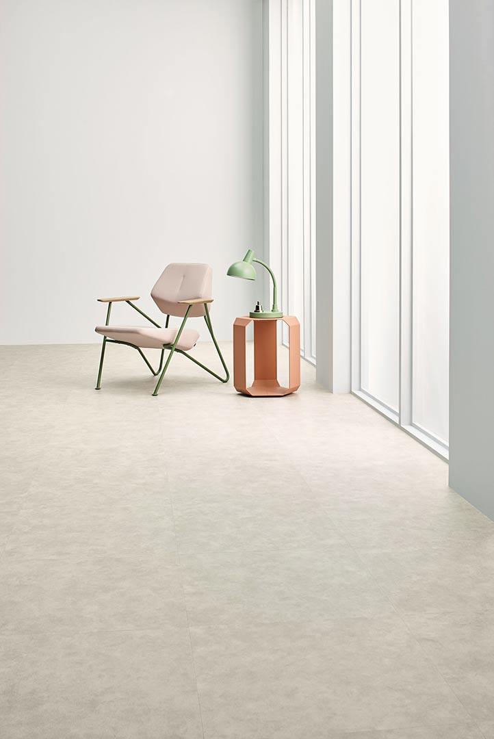 Vinylboden - White Sand - Ansicht 2
