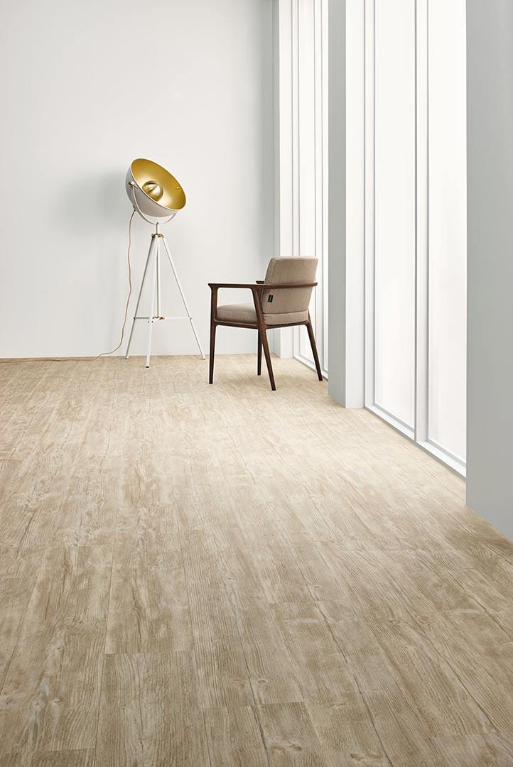 Vinylboden - Bleached Rustic Pine - Ansicht 2