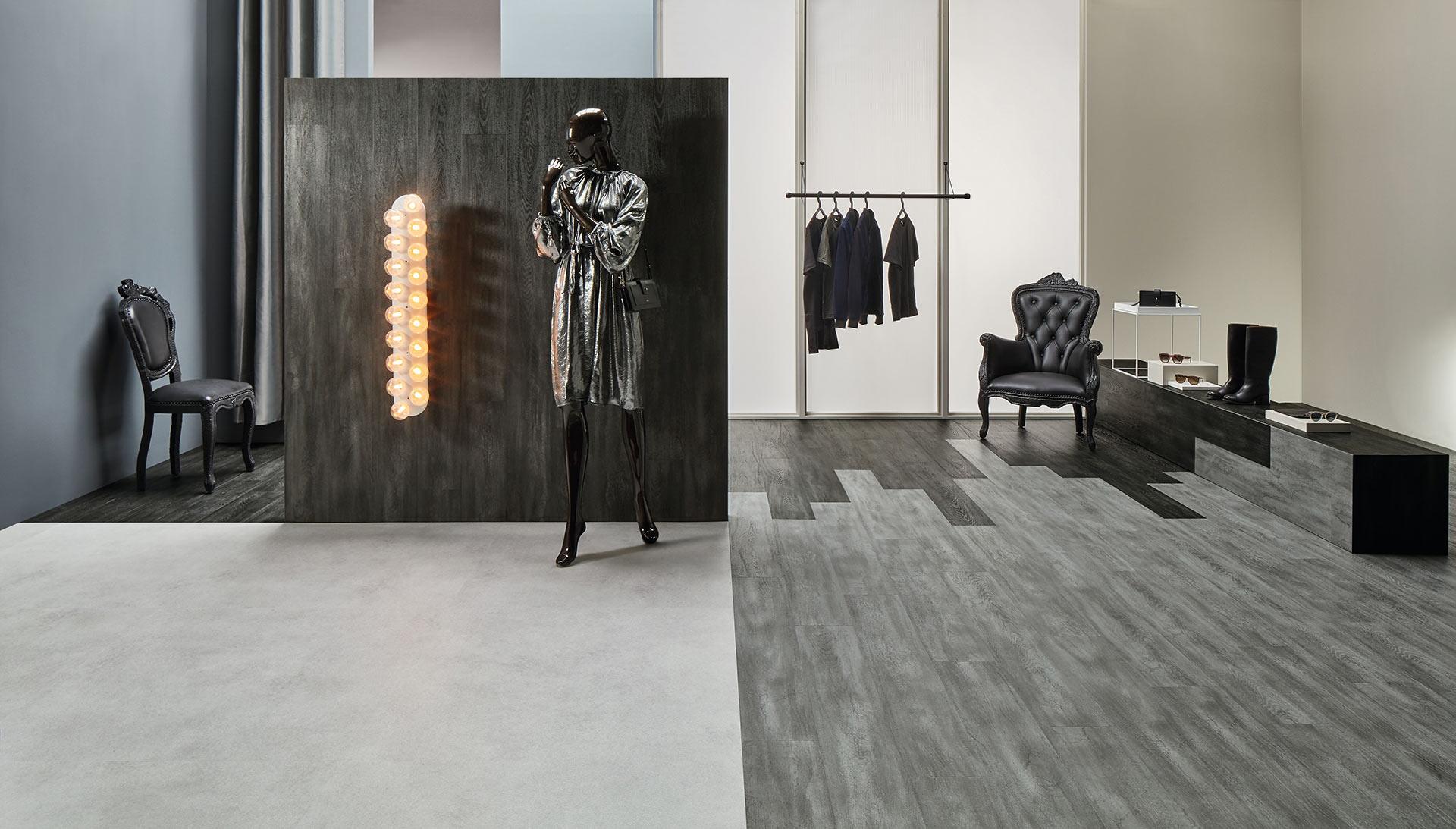 Vinylboden - Petrified Oak - Ansicht 2