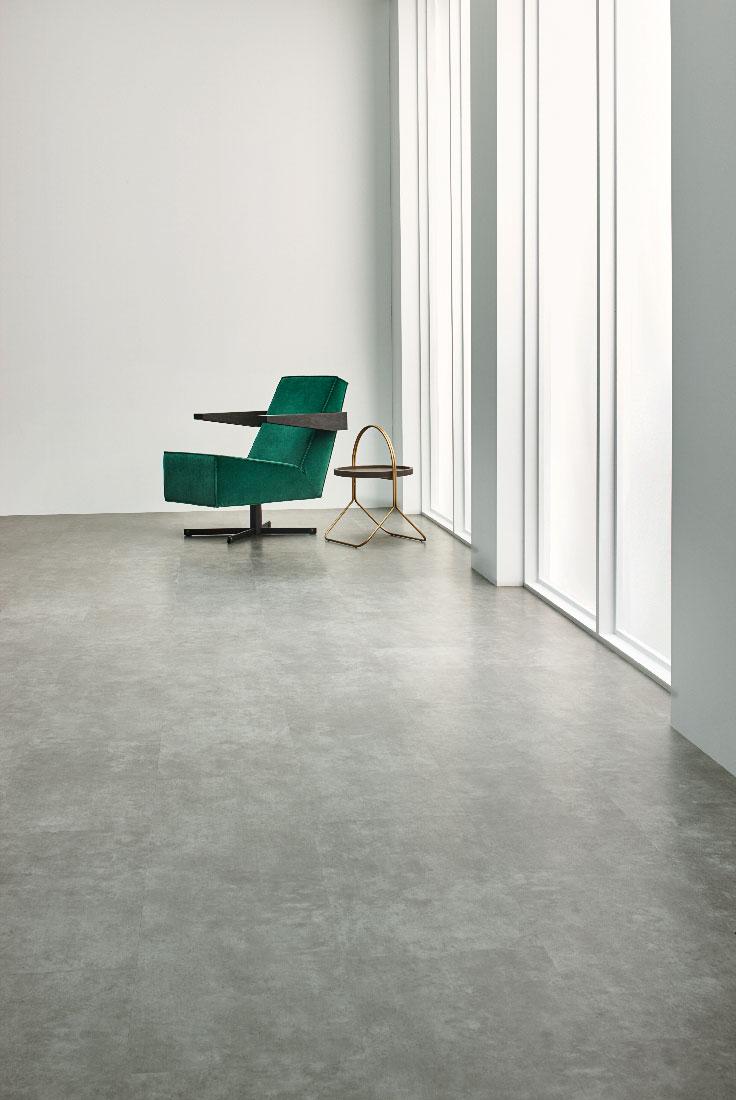 Vinylboden - Light Concrete- Ansicht 2