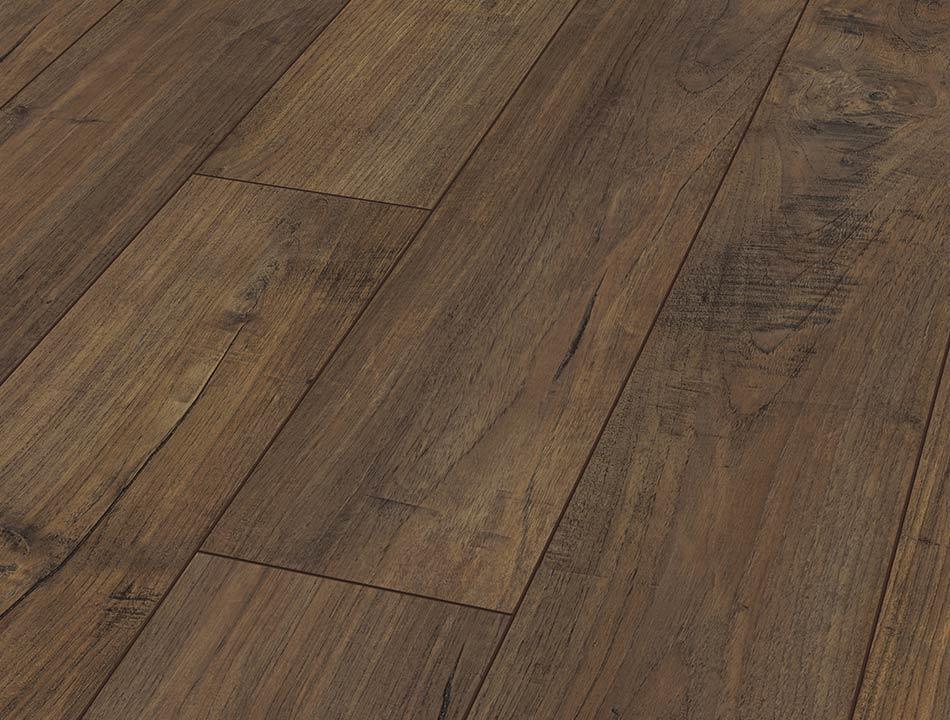 Laminatboden – Meadow Teak – Thailändisches Teakbaumholz – Muster bestellen!