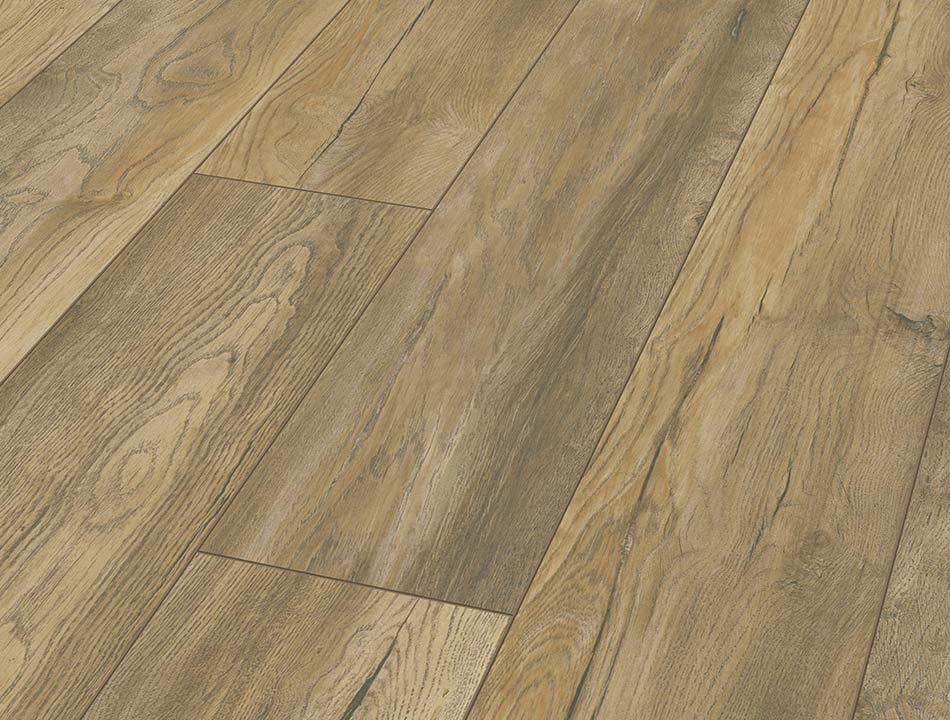 Laminatboden – Castle Oak – Spanisches Kermeseichenholz – Muster bestellen!