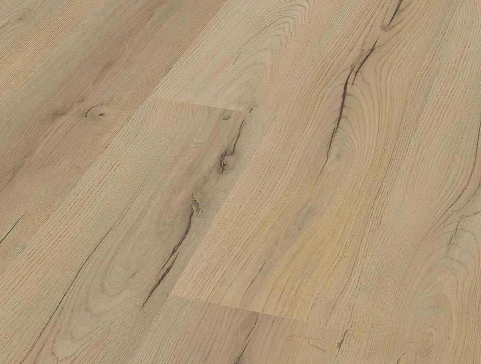 Laminatboden – Century Oak beige – Eichenholz Art Nouveau – Muster bestellen!
