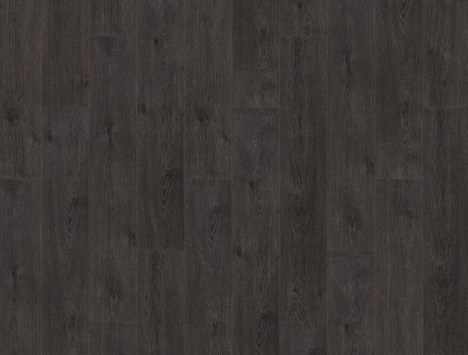 Flächenansicht Black Rustic Oak