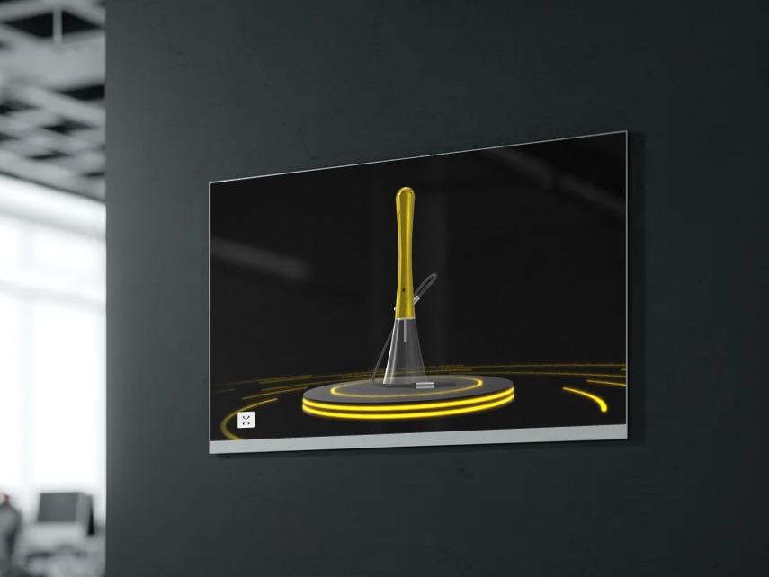 3D Product customiser of  hookah