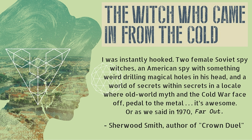 Cold Witch Sherwood Smith quote