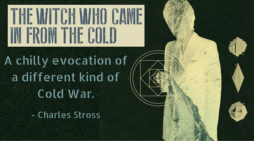 Cold Witch Charlies Stross quote