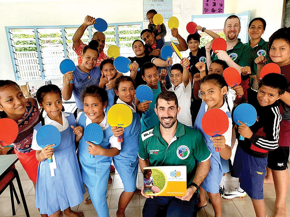 Stakeholders commit to safer sports for children in Oceania
