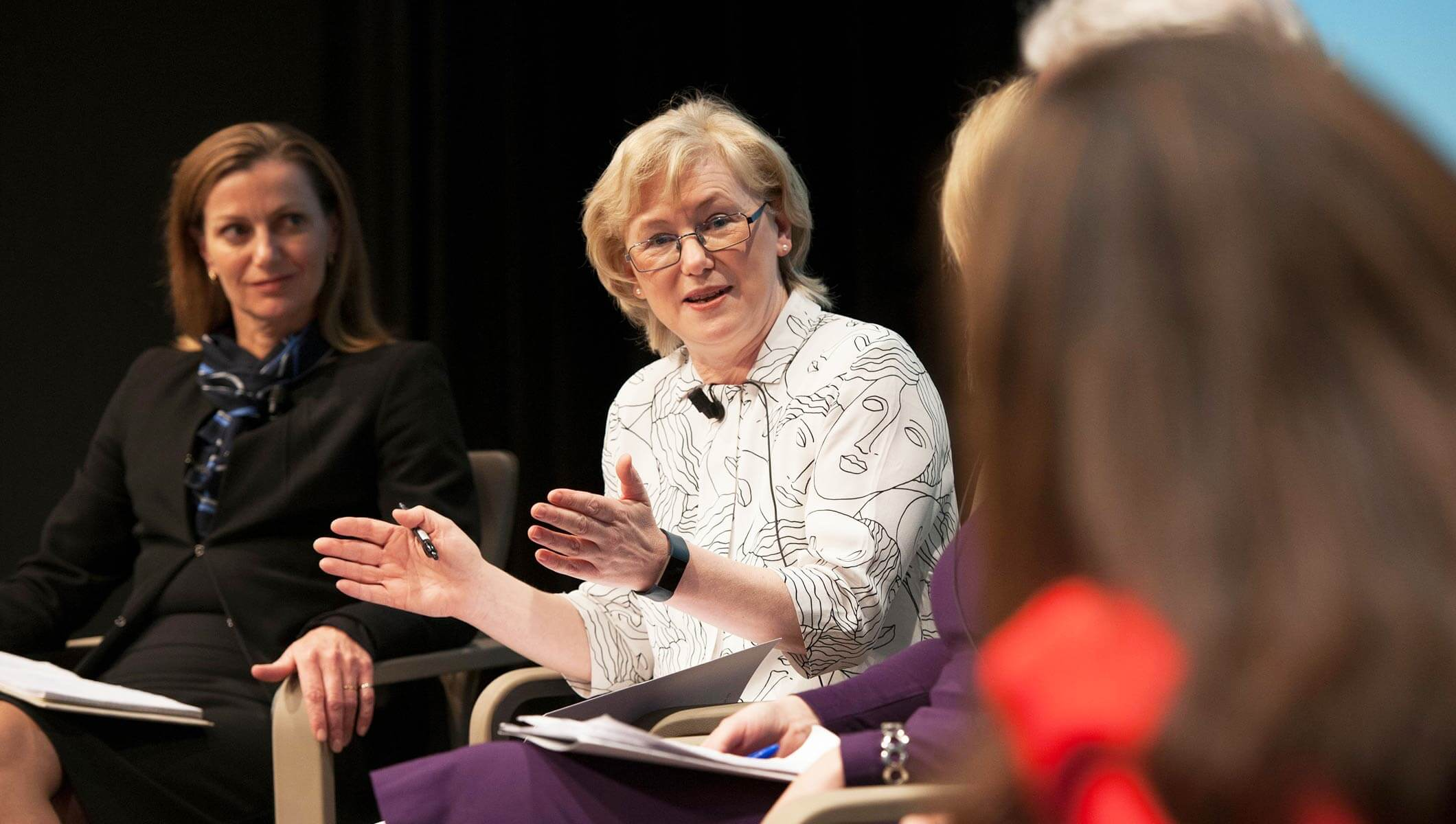 """Barbara Slater: """"Women entering the Sports Industry have role models now"""""""