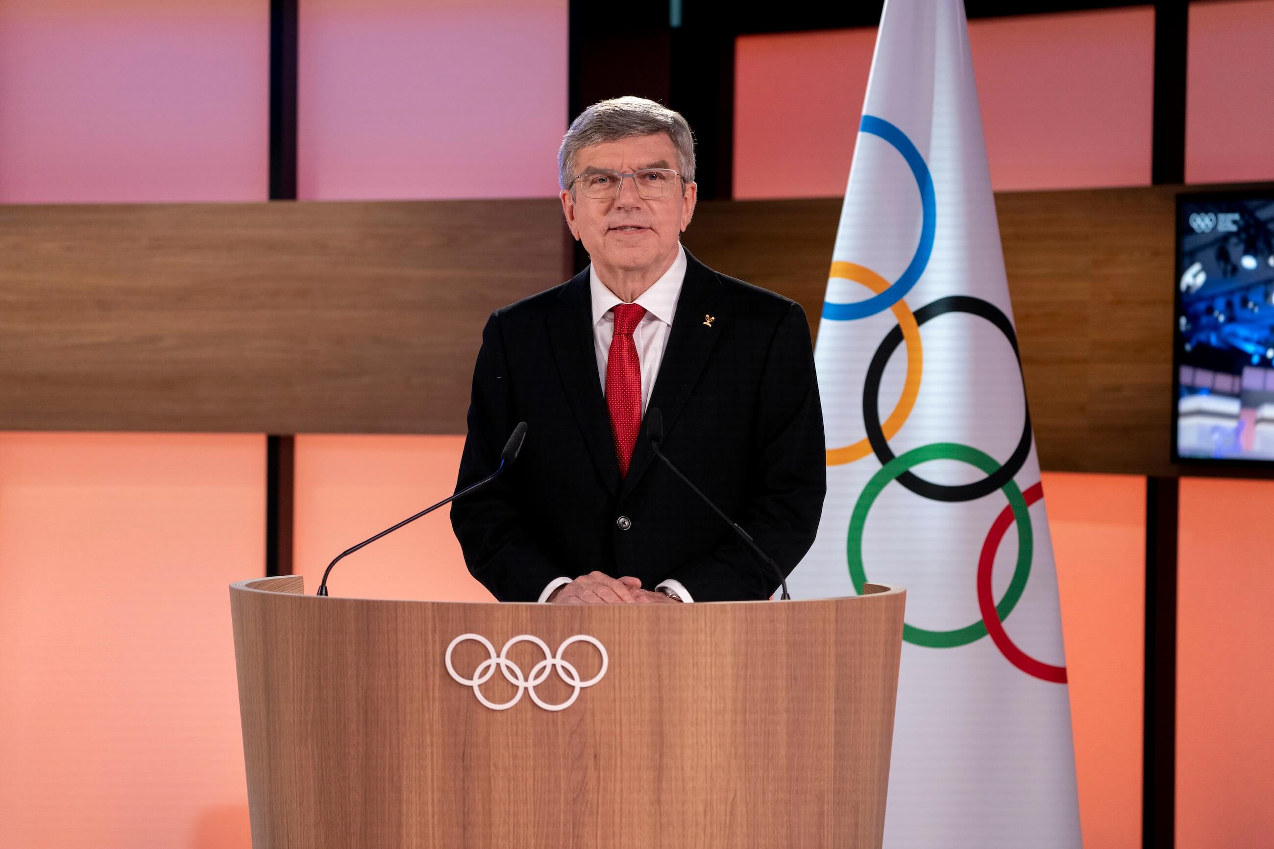 Thomas Bach re-elected International Olympic Committee President for second term
