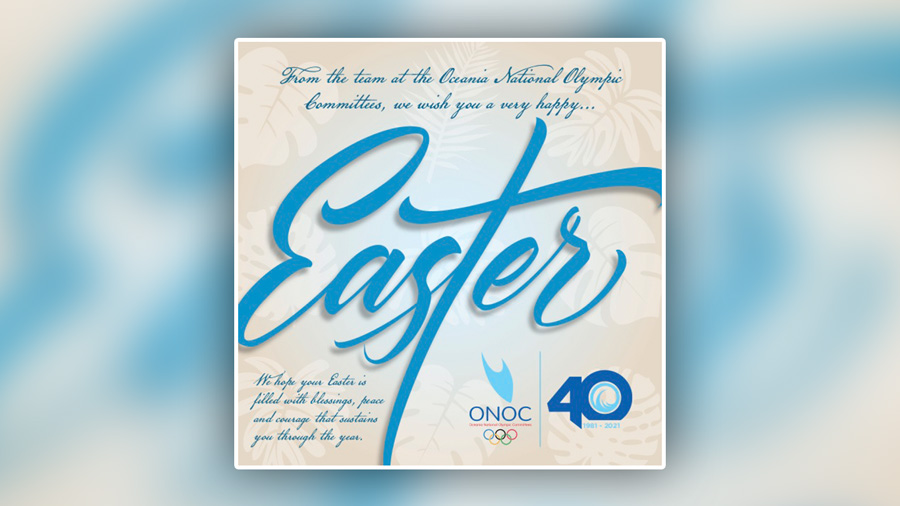 Happy Easter from ONOC