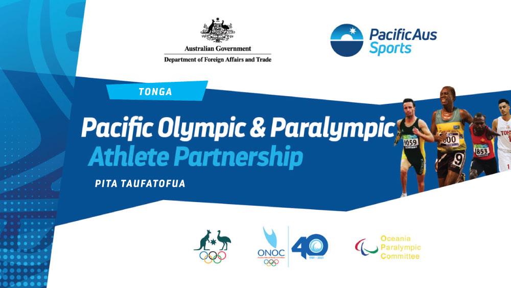 #PacificAusSports – Pita Taufatofua
