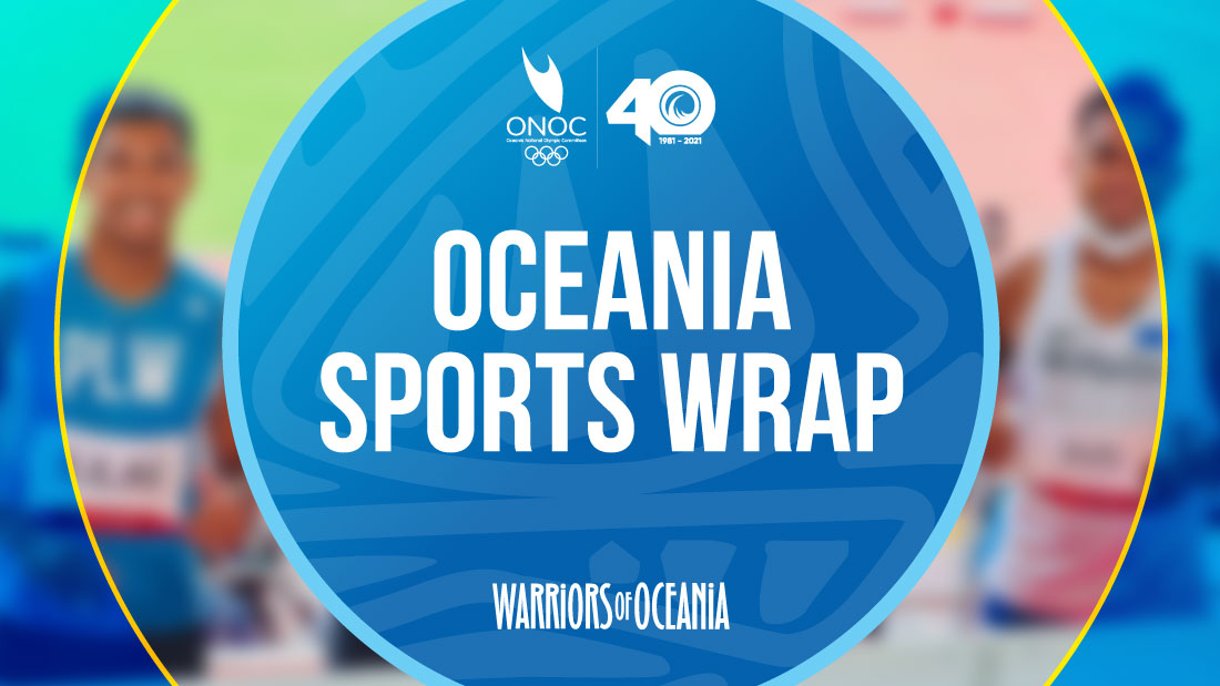 Oceania Sports Wrap: Monday 02 August
