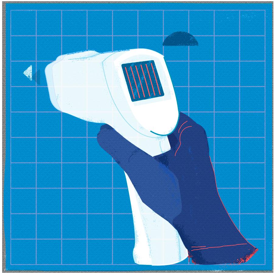 Picture of Temperature screening