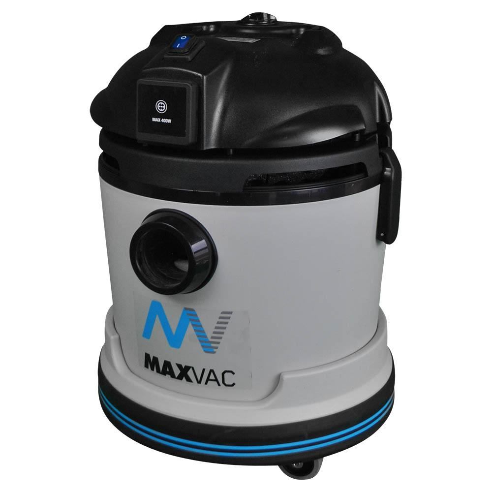MAXVAC DV20-SV Quiet Vacuum, 20ltr with Full Accessory Kit, 230v