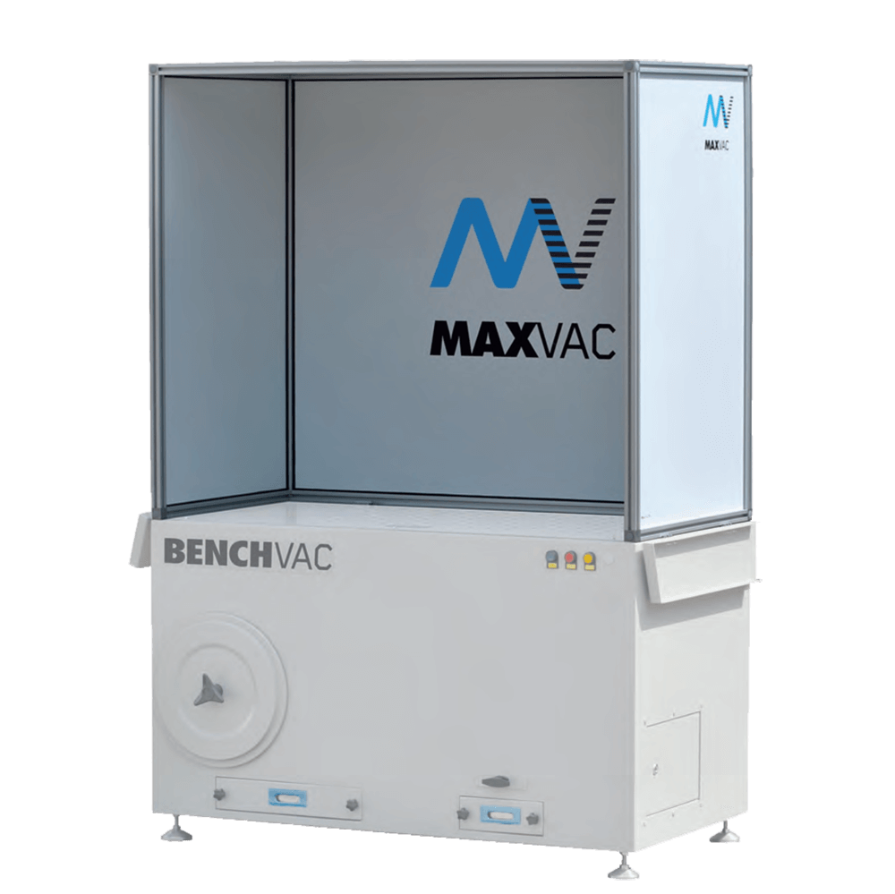 Dust-Top for MAXVAC BenchVac
