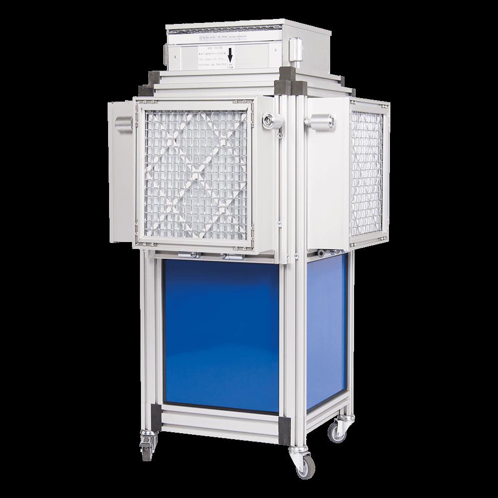 Dustblocker Pro 25 Air Scrubber Cleaner 230 Volt with 2'700m3/h Air Filtration