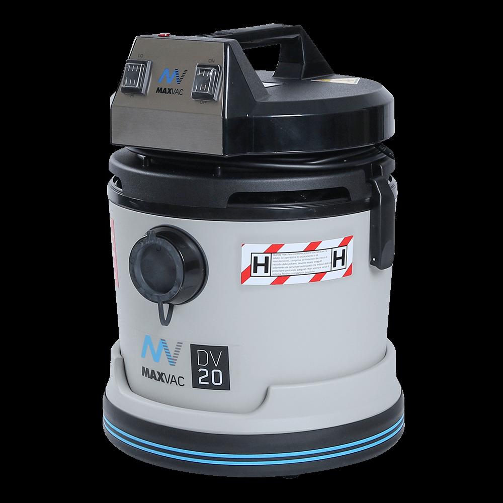 Certified 20L H-Class 110 Volt Vacuum MAXVAC Dura DV20-HBN
