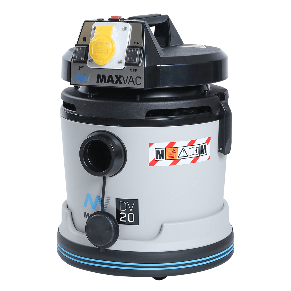 Certified M-Class 20L Vacuum with Automatic Filter Clean 110V, Wet/Dry MAXVAC Dura DV20-MBA
