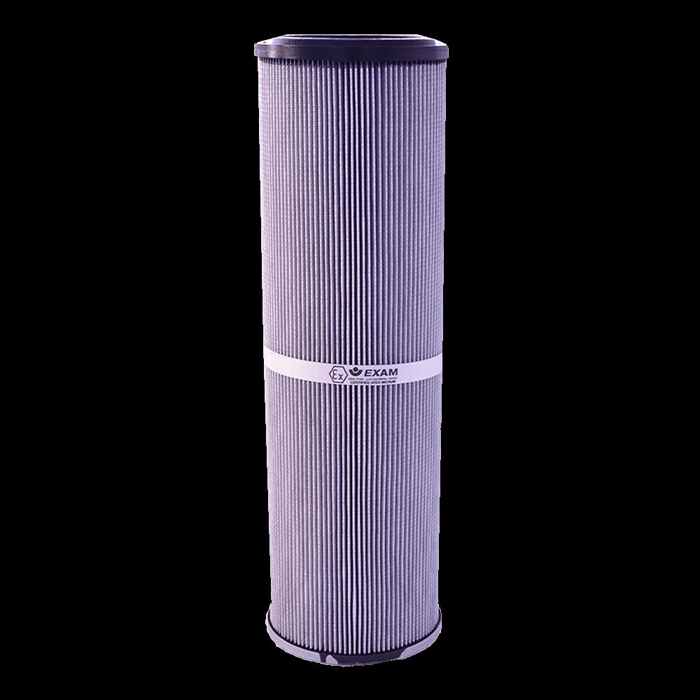 MAXVAC Supra M-Class Anti-static filter cartridge
