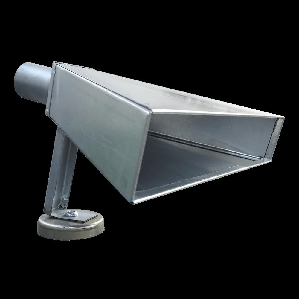 Suction hood - 400mm x 50mm