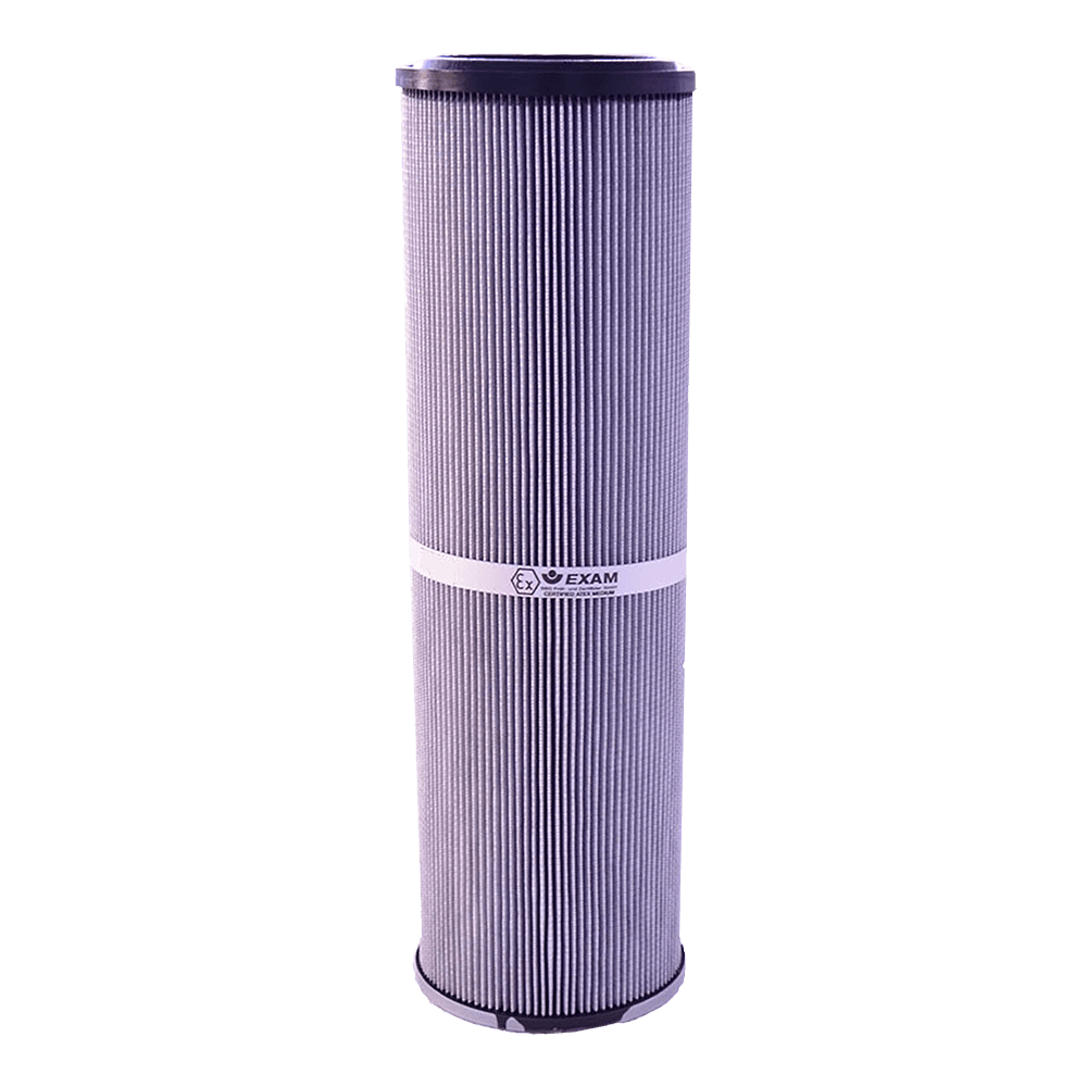 MAXVAC Supra M-Class Anti-static filter cartridge