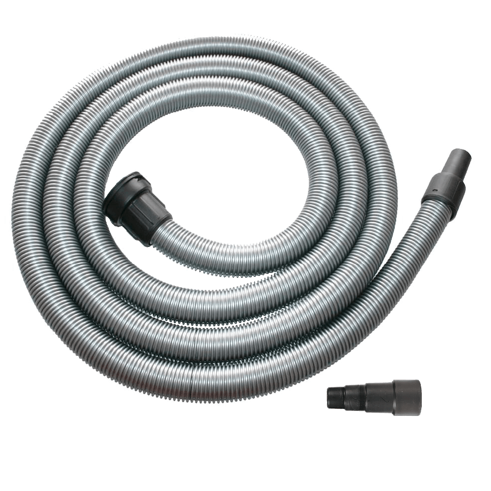 Starmix anti-static 5m x 35mm suction hose with stepped power tool adaptor