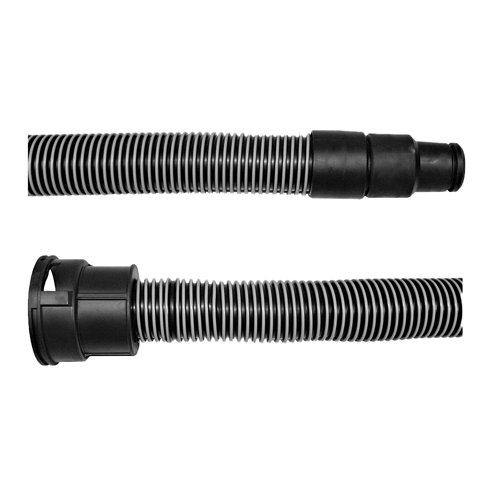 Starmix anti-static suction hose 5m x 27mm with stepped power tool adaptor