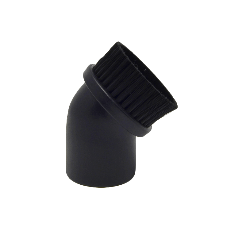 50mm round plastic brush